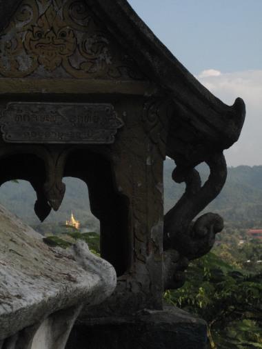 top of mount