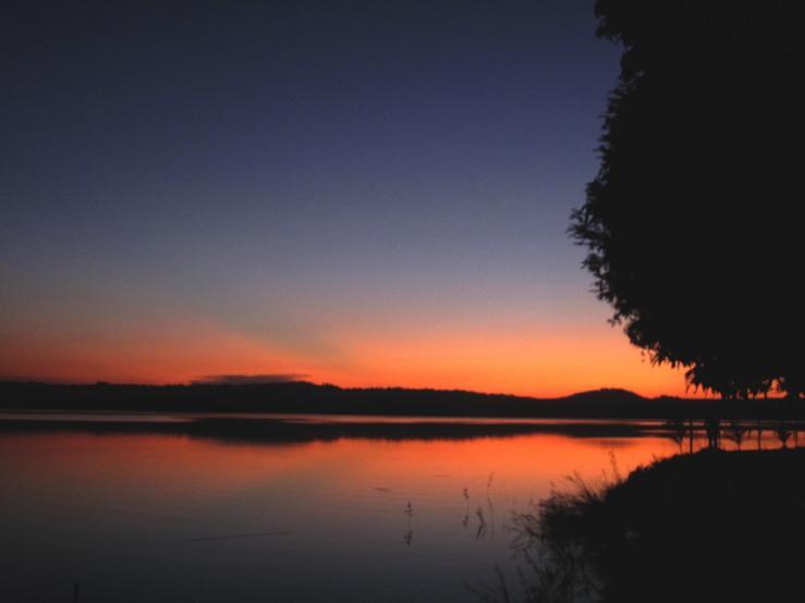 sunset nam houm