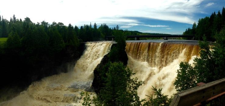 Kekabeka falls